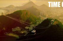 Time of Rio : vidéo de Rio de Janeiro par MOOV [hyper-lapse]