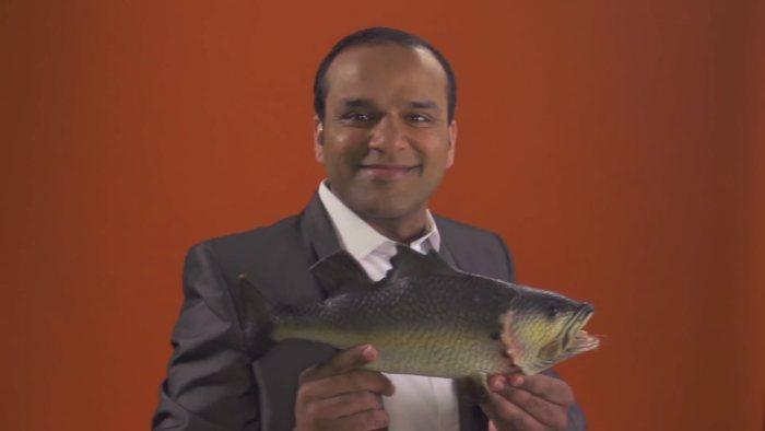 £1 Fish Man : One Pound Fish. La chanson du poissonnier pakistanais qui buzz.