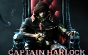 Albator 2013 : bande annonce du film d'animation en 3D [Captain Harlock]