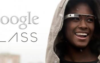 Google Glass : des lunettes futuristes avec vision en réalité augmentée.