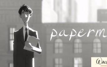 Paperman, court-métrage de Disney nominé aux Oscars [Avions en papier]