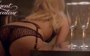 Poppy Delevingne sexy pour Agent Provocateur [Pub Saint Valentin 2013]