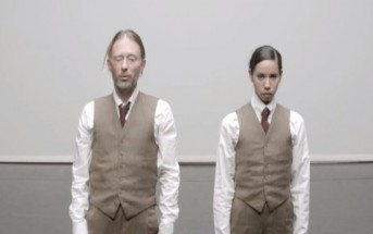 Clip : Atoms For Peace 'Ingenue' – Groupe de Tom York Radiohead