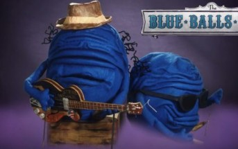 The Blue Balls Blues : voilà un blues qui a des couilles [Safe sex]