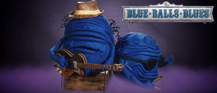 The Blue Balls Blues : Rusty & Vern pour safe sex PSA