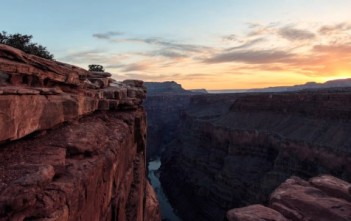 Le grand canyon en timelapse dans alchemy.