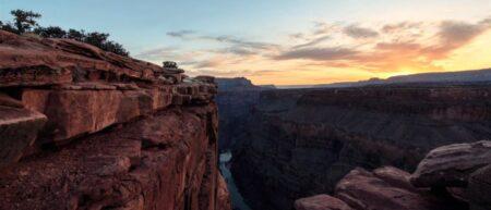 Le grand canyon en timelapse dans alchemy.