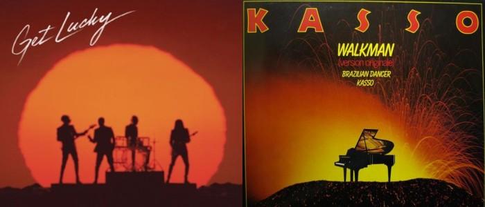 Get Lucky de Daft Punk : une reprise Kasso - Brazilian Song