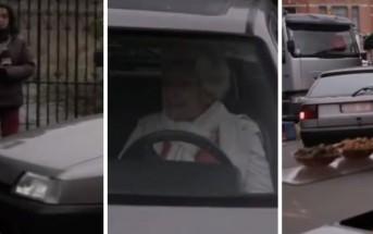 La mamie boulet pire conductrice du monde [Canular AXA]