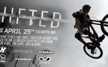 Shifted : la crème du mountain bike dans un film [VTT Freeride]