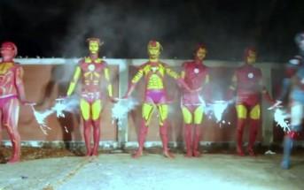 Le trailer de Iron Man 3 suédé par les Thaï de FEDFE [Parodie]