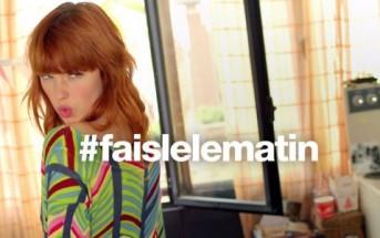 #faislelematin : pub Desigual censurée pour nudité [Spot TV 2013]