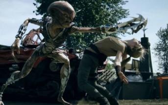 Hybrids : une femme combat des méchants Aliens [court métrage SF]