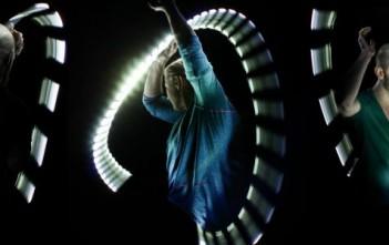 LightSpin : danseurs et light-painting à 360° (stop-motion + bullet-time)