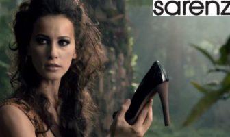pub sarenza 2013 : chasse aux chaussures dans la jungle