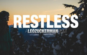 Restless : court métrage ski freestyle et freeride par Leo Zuckerman