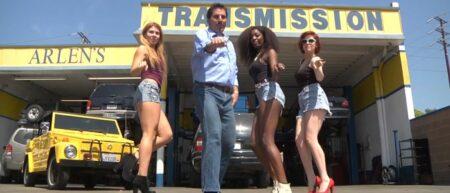 Shift it : la pub de goorgen, garagiste expert en transmission avec filles sexy