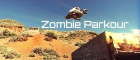 Zombie Parkour free-run par Ronnie Shalvis