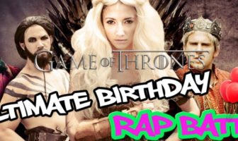 Game Of Thrones rap battle parodie hip-hop cover