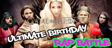 Game Of Thrones rap battle parodie hip-hop cover