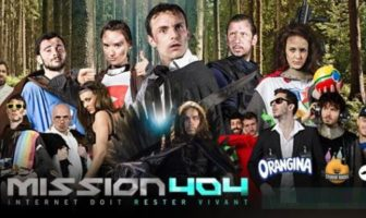 Mission 404 : court-métrage Orangina, Golden Moustache et Studio Bagel