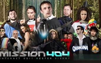 Mission 404 : le court métrage Orangina qui parodie internet [Humour]