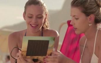 Nivea invente la publicité solaire qui recharge votre téléphone