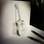 10_dessin_3d_guitar_anamorphosis_Alessandro_Diddi