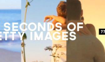 85 seconds : pub vidéos getty images