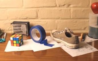 Dessin 3D & anamorphose : 3 illusions d'optique en vidéo [Brusspup]