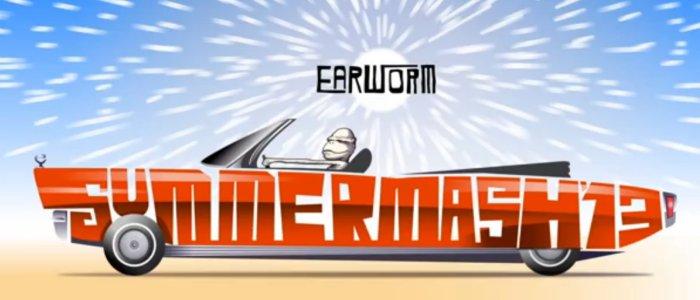 Dj Earworm : summer mashup 2013