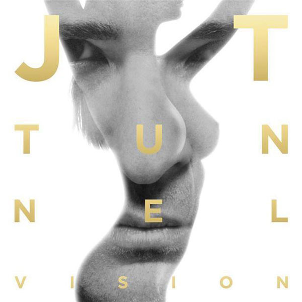 Pochette du single Tunnel Vision de Justin Timberlake - cover