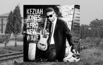 Keziah Jones Afronewave : 1er extrait de l'album Captain Rugged