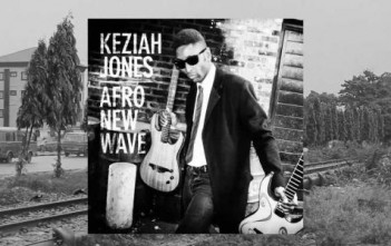 Keziah Jones : teaser du single afro new wave.
