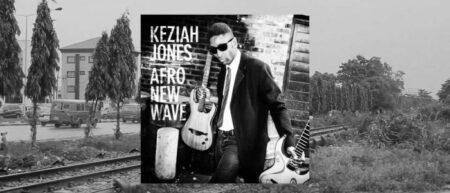 Keziah Jones : teaser du single afro new wave.