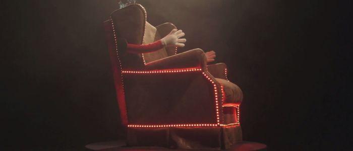 Outback B-day chair un fauteuil avec des bras !