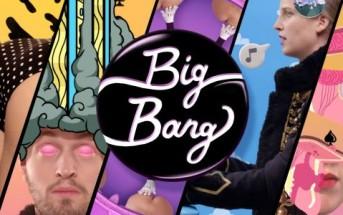 Poom Big Bang : un clip électro excentrique, explosif et coloré [WTF]