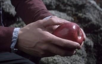 Pub Samsung Galaxy S4 : l'homme qui téléphone avec une pomme