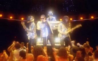 Lose Yourself To Dance, le nouveau clip de Daft Punk en intégralité