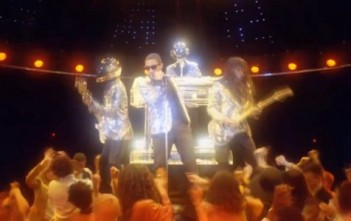 Daft Punk : Lose Yourself to Dance. Clip ou simple teaser ?