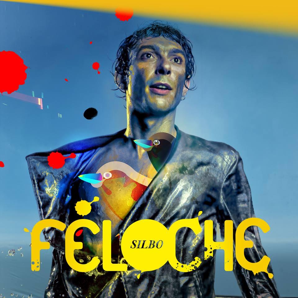 Féloche pochette album Silbo
