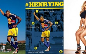 #Henrying : les meilleures parodies du 400e but de Thierry Henry