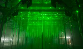 laser forest