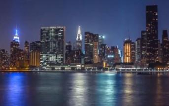 Voyagez à New-York autrement avec un drone et un timelapse [Vidéo]