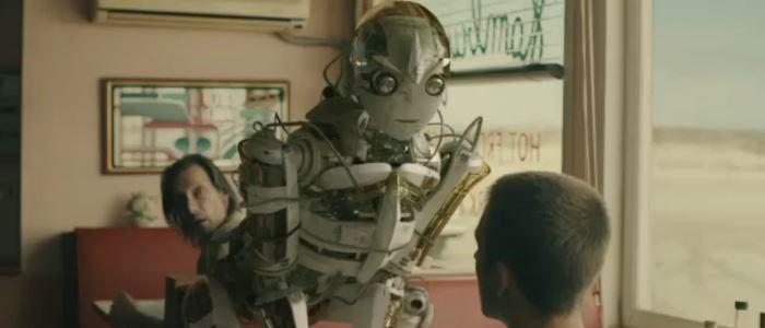 Robot transformers dans la pub Vodaphone - Add Power To Your Life