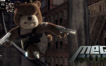 The Mega Plush : un ours en peluche combat des singes [Animation]