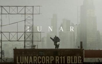 Lunar, un court-métrage de science fiction de Tyson Wade Johnston
