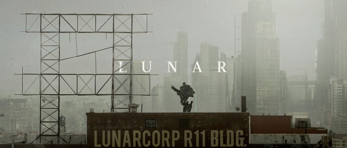 Lunar, un court-métrage de science fiction de Tyson Wade Johnston
