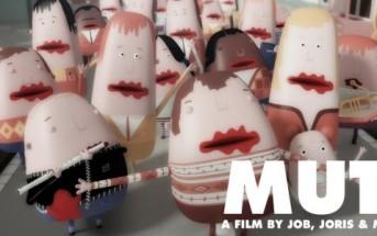 MUTE, un monde sans bouches [court métrage d'animation]