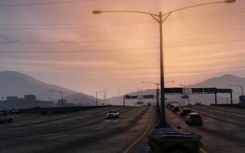 Random V : un Timelapse filmé dans GTA 5 [jeu-vidéo]